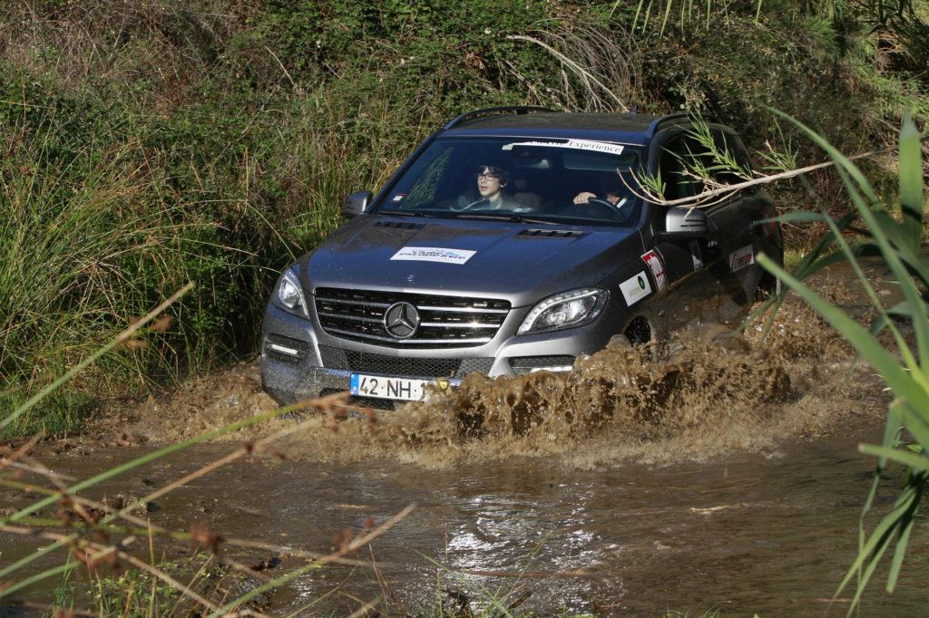 Mercedes Benz 4MATIC Experience 2014 50
