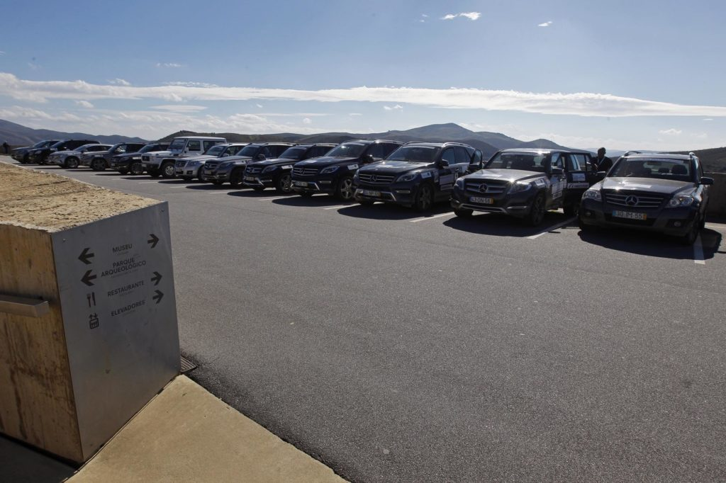 Mercedes Benz 4MATIC Experience 2014 67