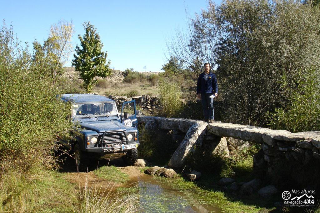 Nas Alturas Navegação 4X4 2012 13