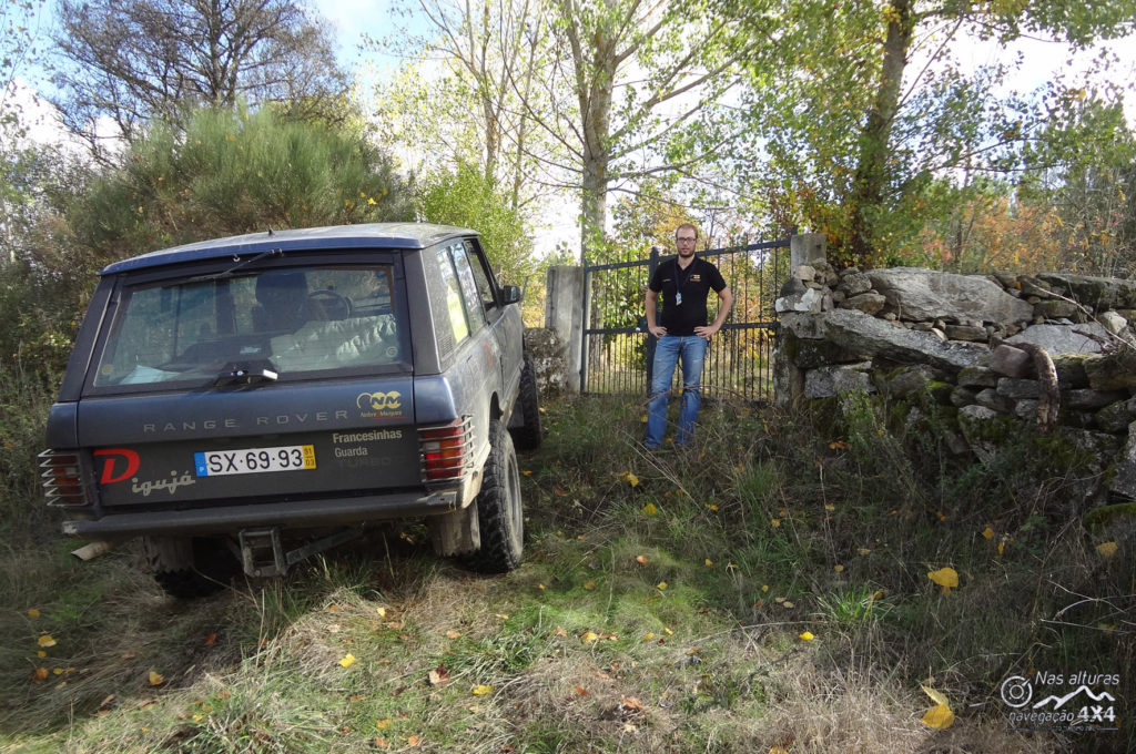 Nas Alturas Navegação 4X4 2012 2