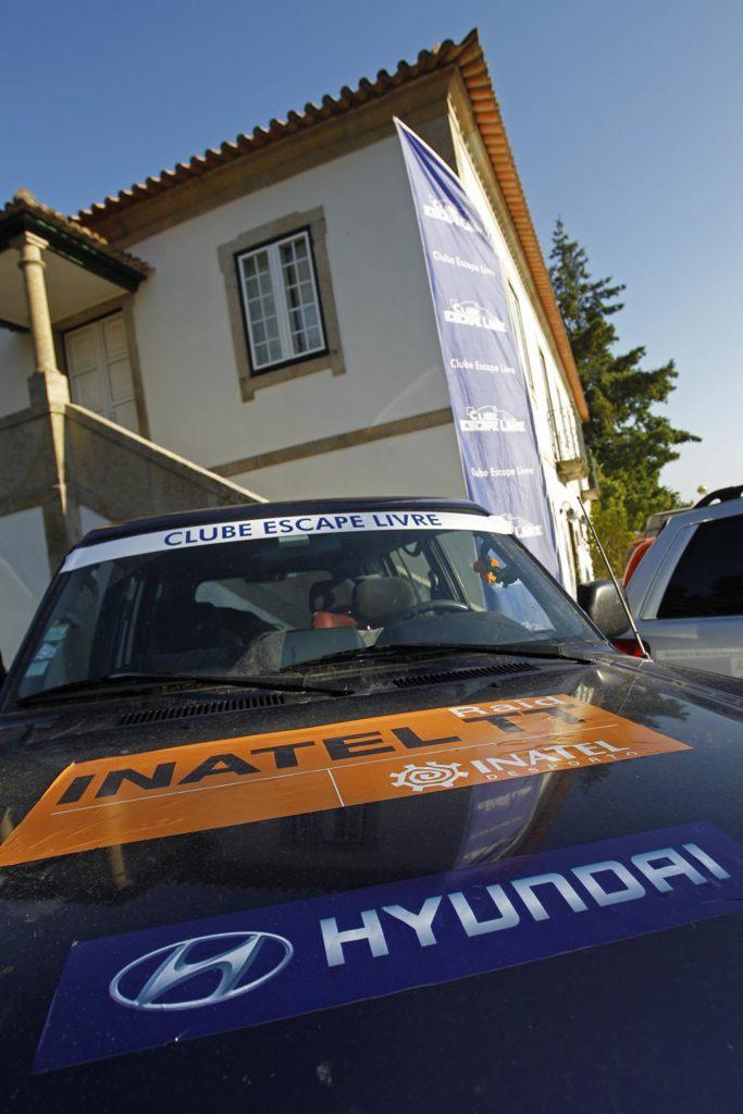 Raid INATEL Estrela Açor 2011 1
