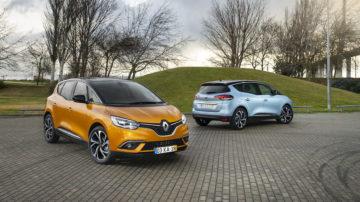 Renault Scenic 106