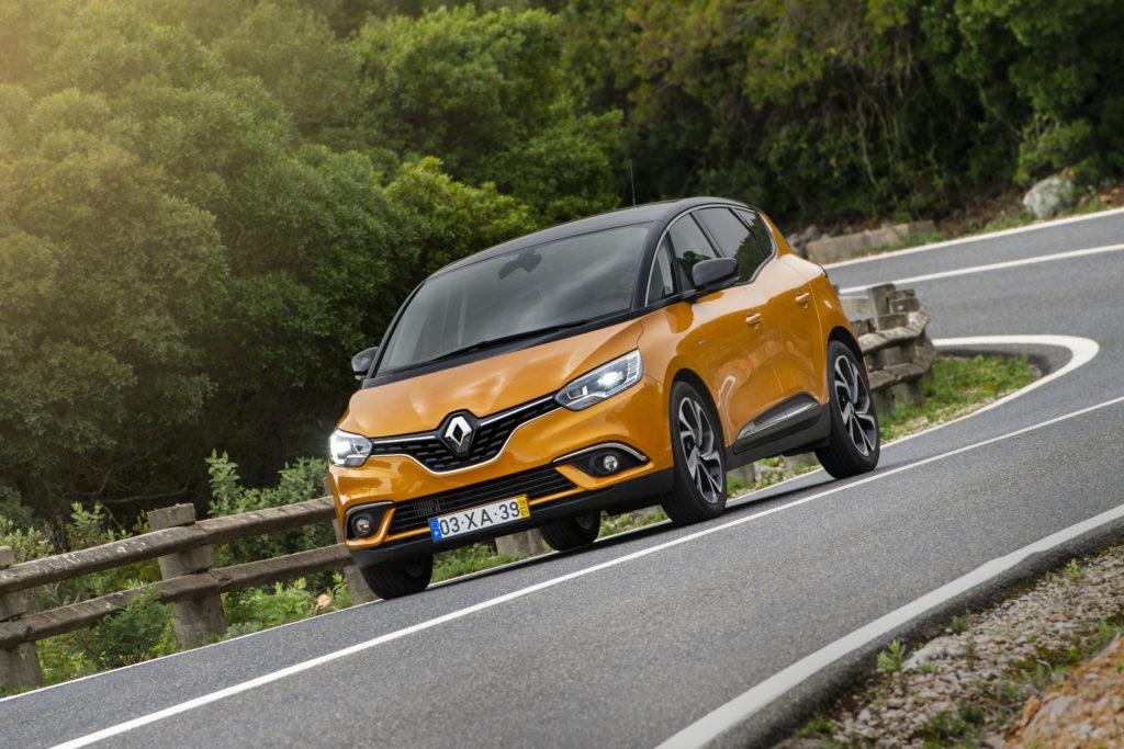 Renault Scenic 120