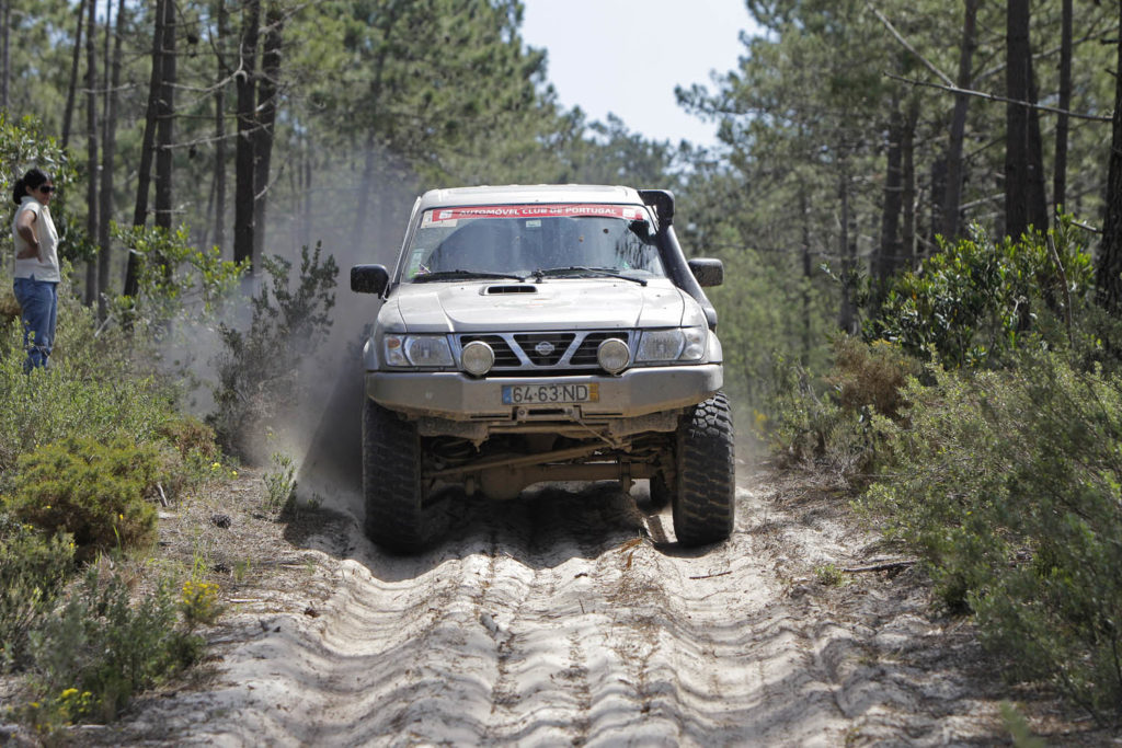 XI Off Road First Stop ACP 2013 125