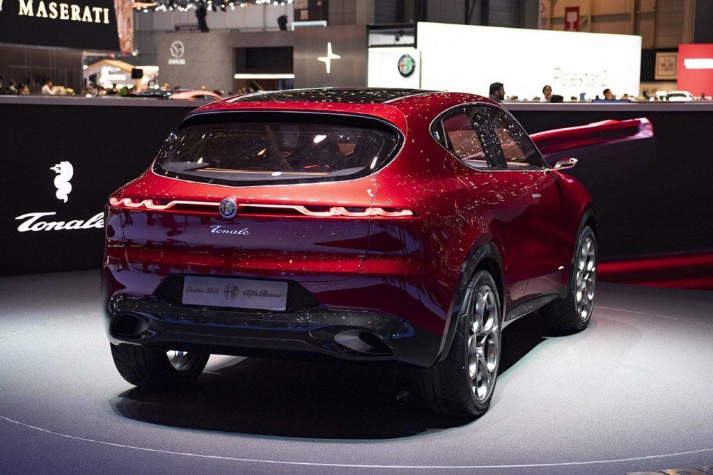 Alfa Romeo Tonale Genebra 2019 2