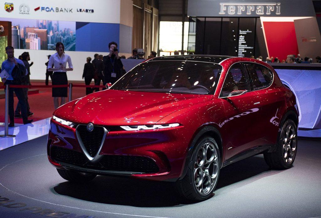 Alfa Romeo Tonale Genebra 2019 3