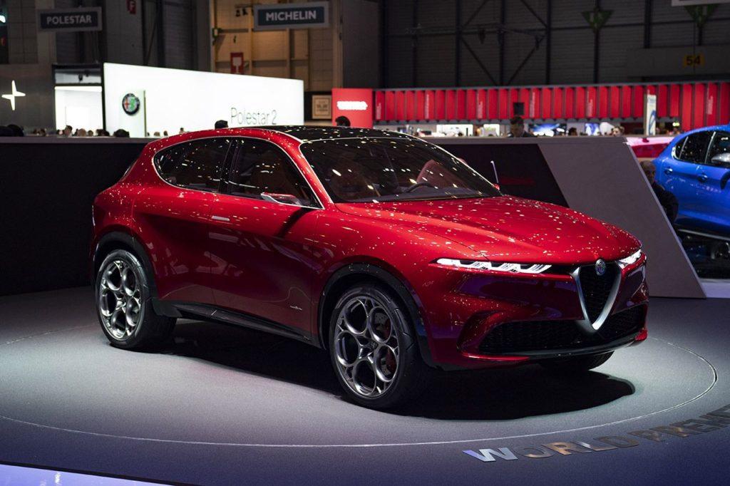 Alfa Romeo Tonale Genebra 2019 5