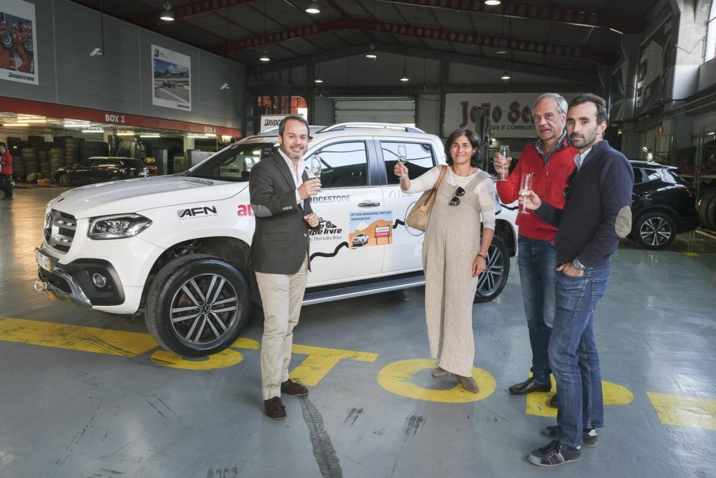 Apresentação 3º Off Road Bridgestone First Stop Marrocos 16