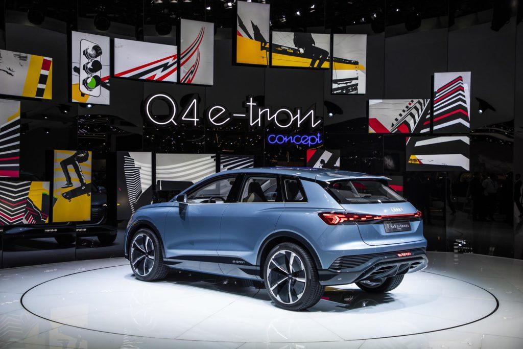 Audi Q4 e tron Genebra 2019 2