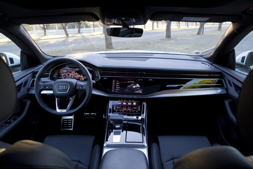 Audi Q8 50TDI Quattro 24