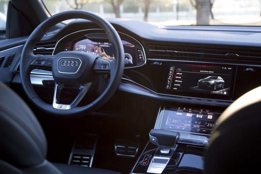 Audi Q8 50TDI Quattro 27