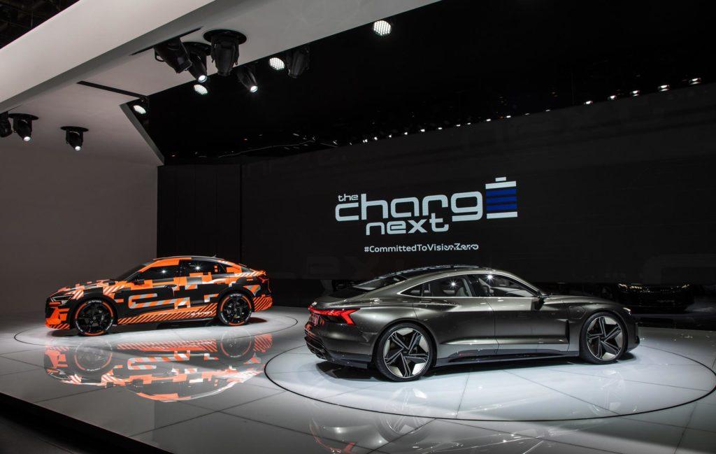 Audi concepts genebra 2019