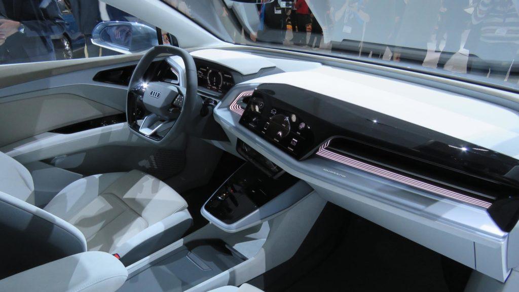 Audi e tron GT Genebra 2019 5