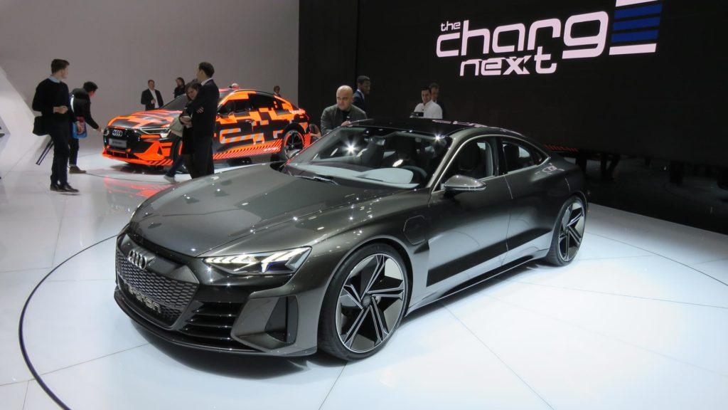 Audi e tron GT genebra 2019 3