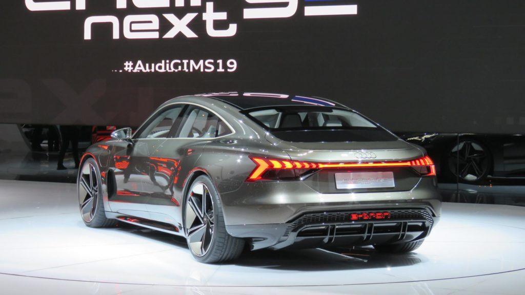 Audi e tron GT genebra 2019 4