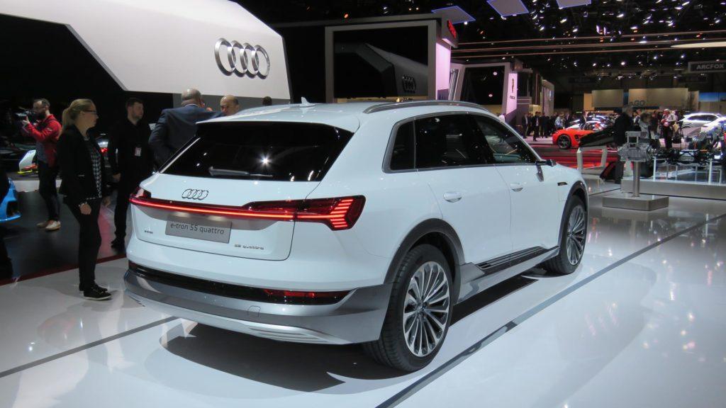 Audi e tron Genebra 2019