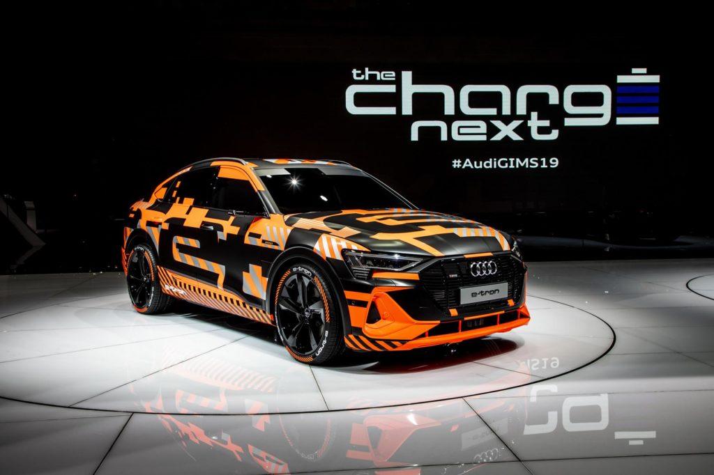 Audi e tron SB genebra 2019 2