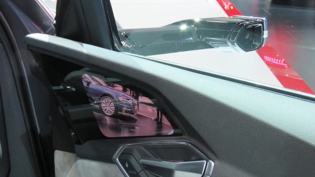 Audi e tron camaras Genebra 2019 2
