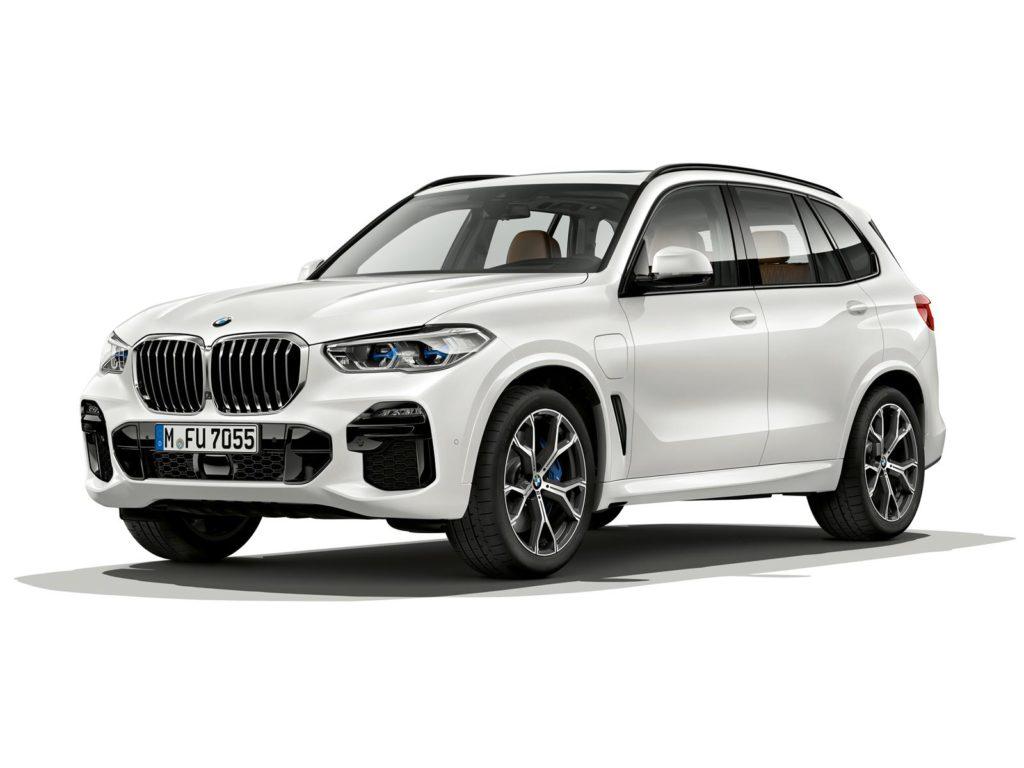 BMW X5 Plug in Genebra 2019 1