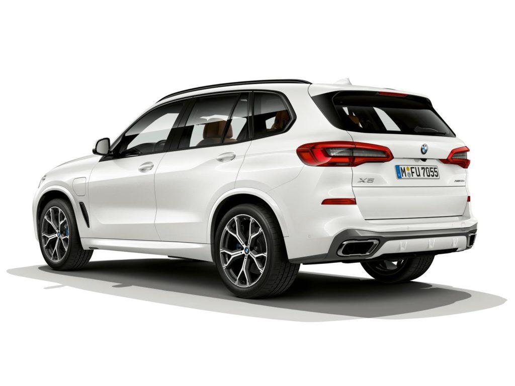 BMW X5 Plug-in Genebra 2019 2