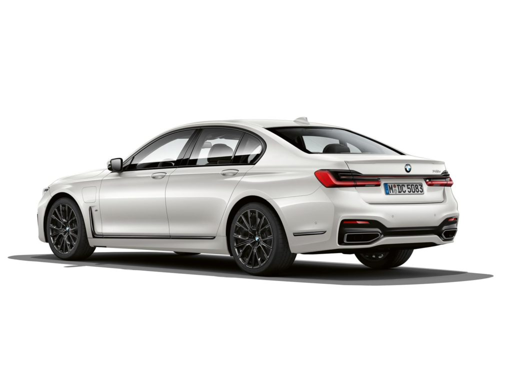BMW 745ePlug in Genebra 2019 5