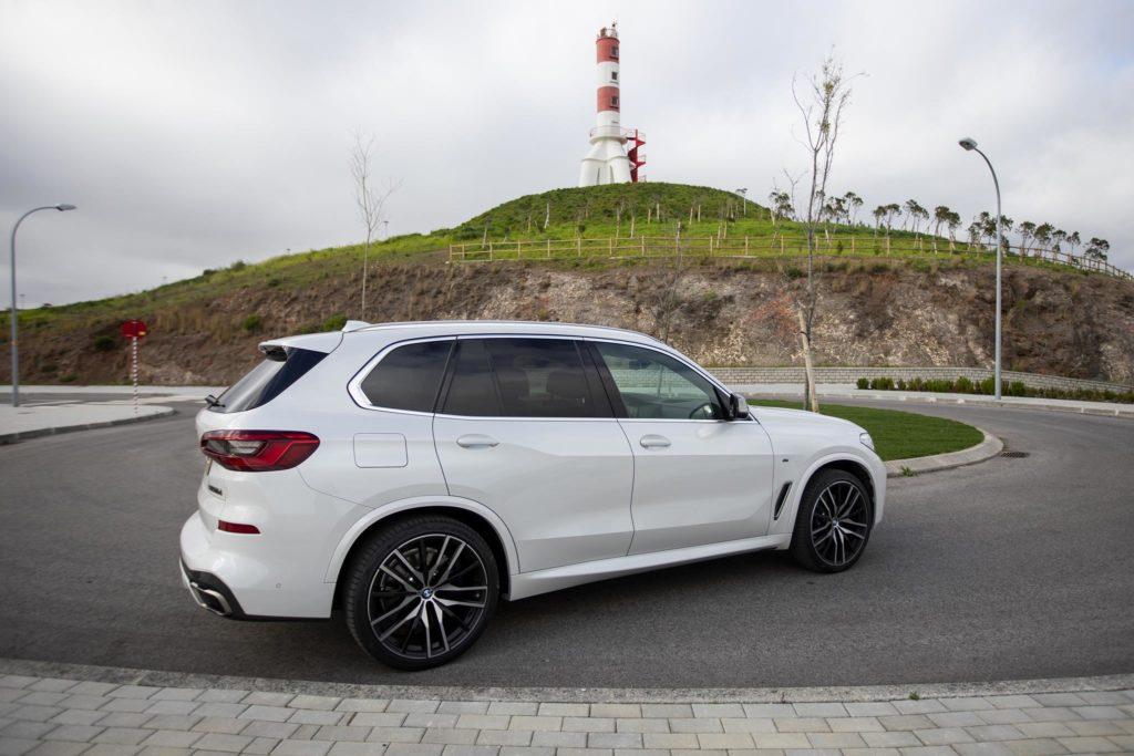 BMW X5 M50d 2