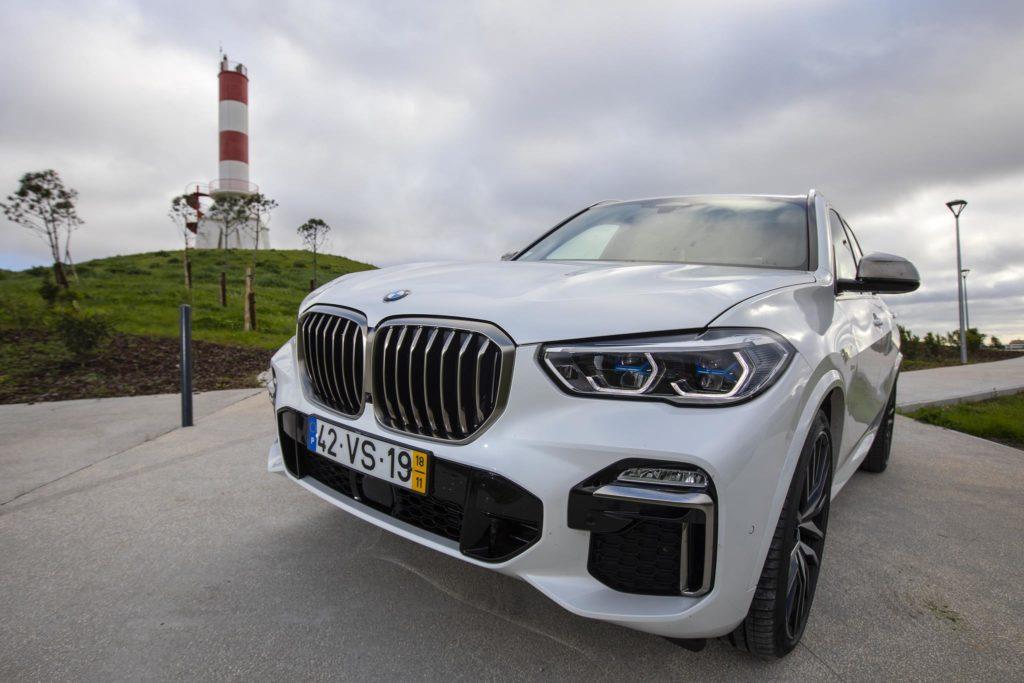 BMW X5 M50d 21