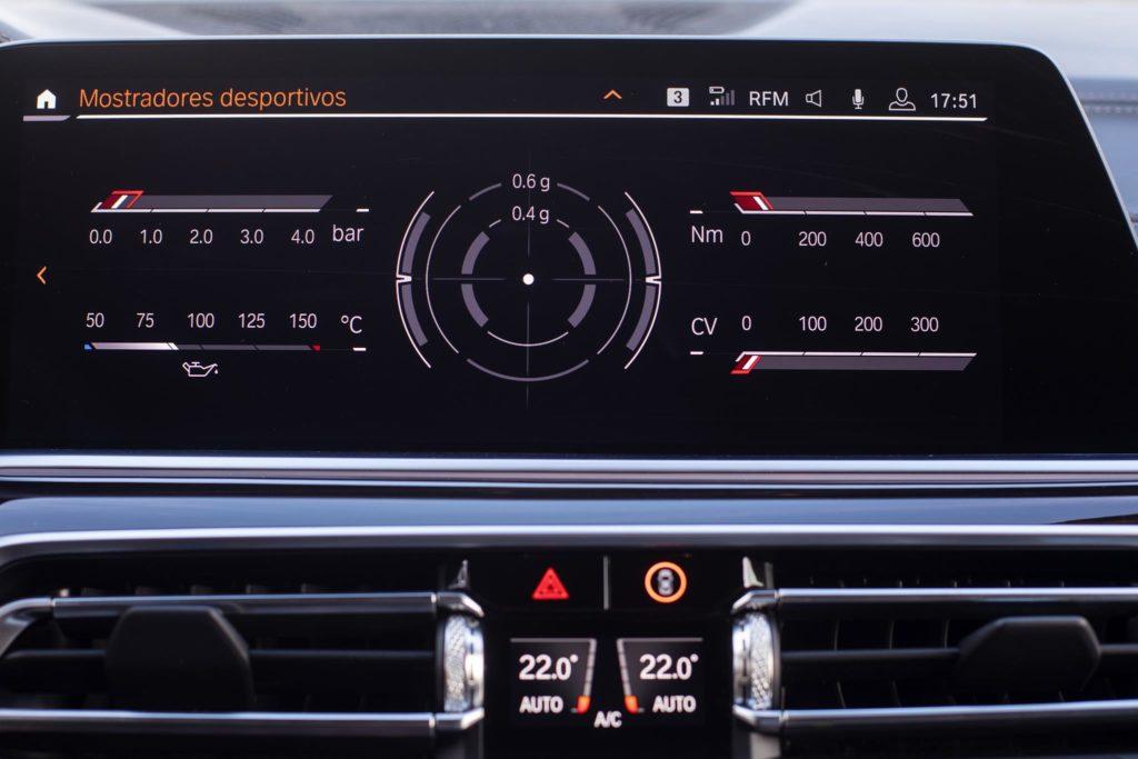 BMW X5 M50d 33