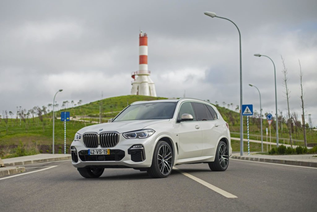 BMW X5 M50d 4