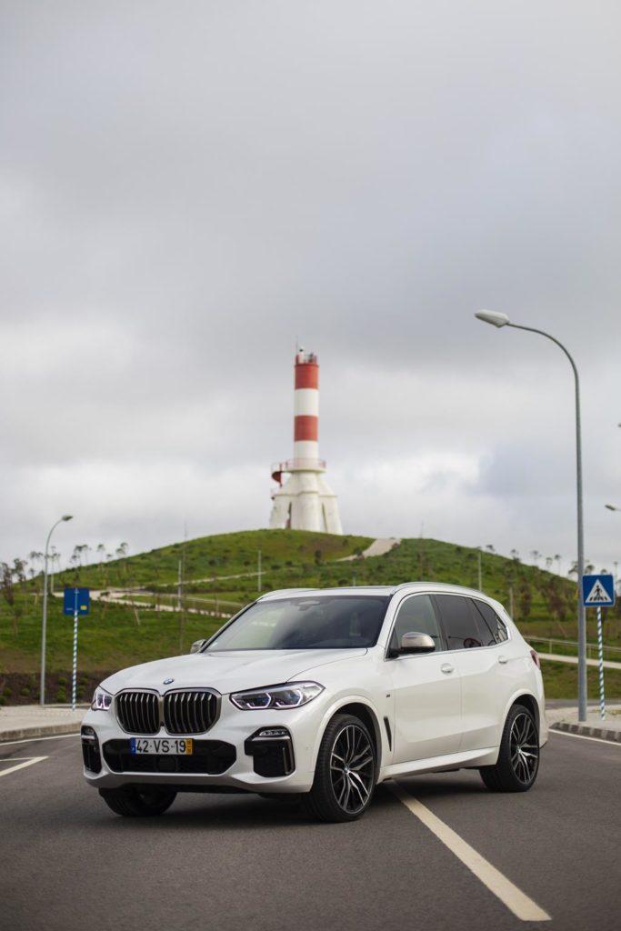 BMW X5 M50d 5