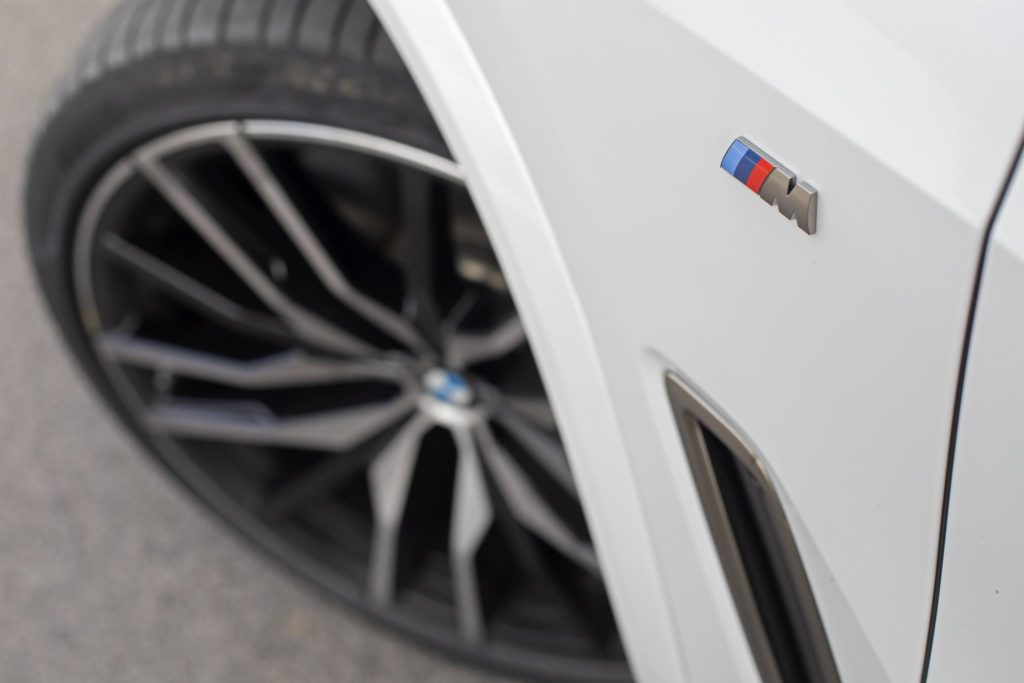 BMW X5 M50d 7
