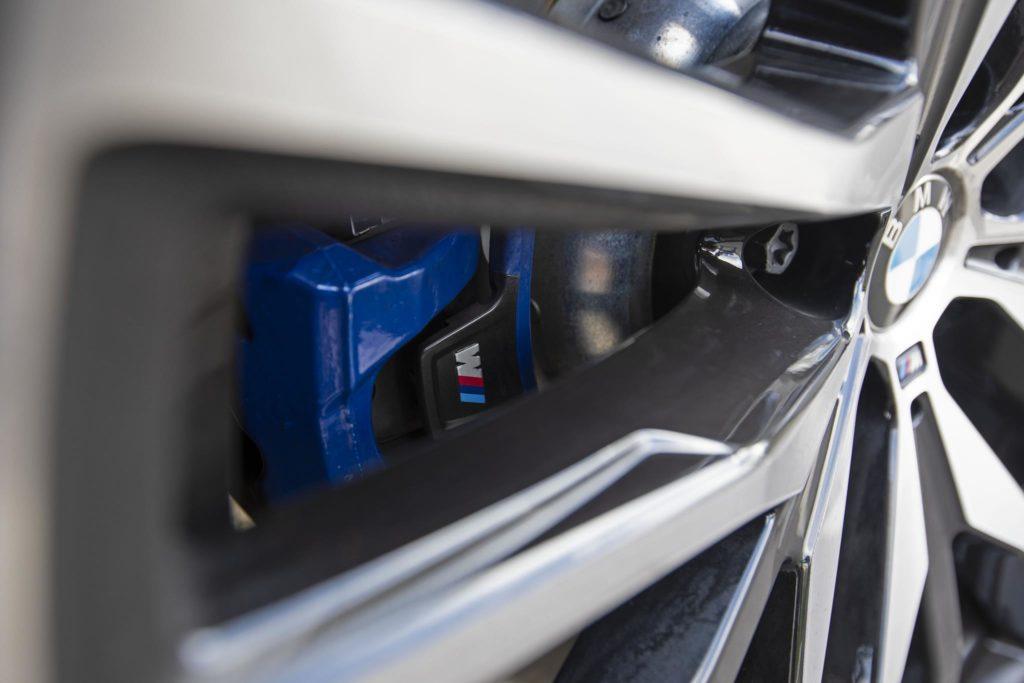 BMW X5 M50d 8