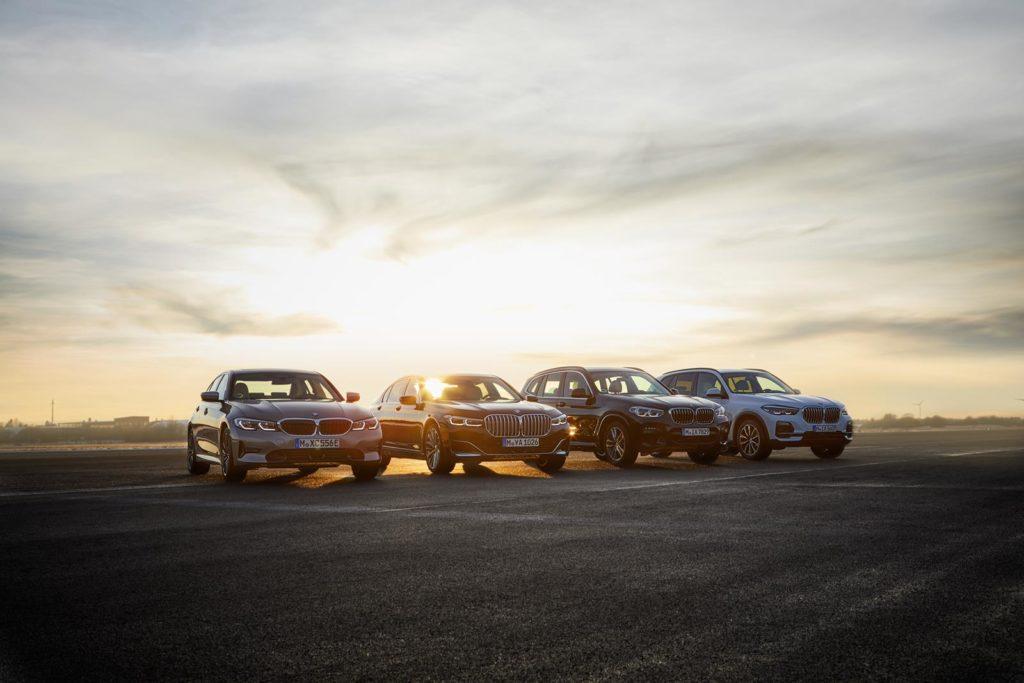 BMW plug-in genebra 2019