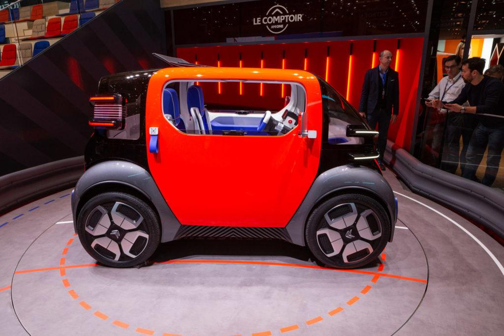 Citroen Ami One Genebra 2019 3