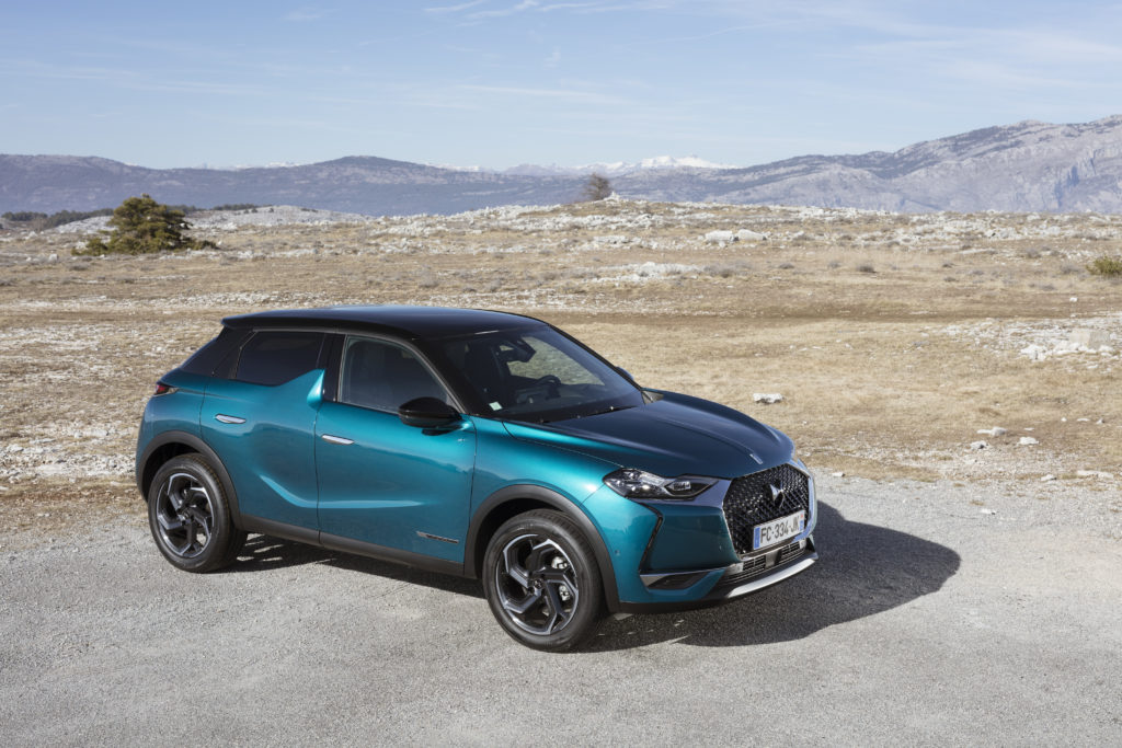 DS 3 Crossback 14