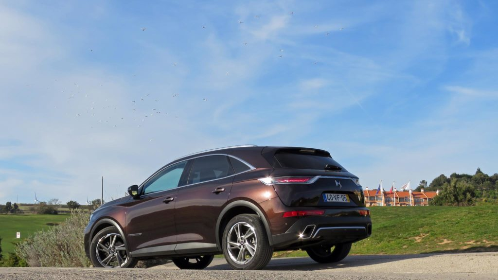 DS7 Crossback 25