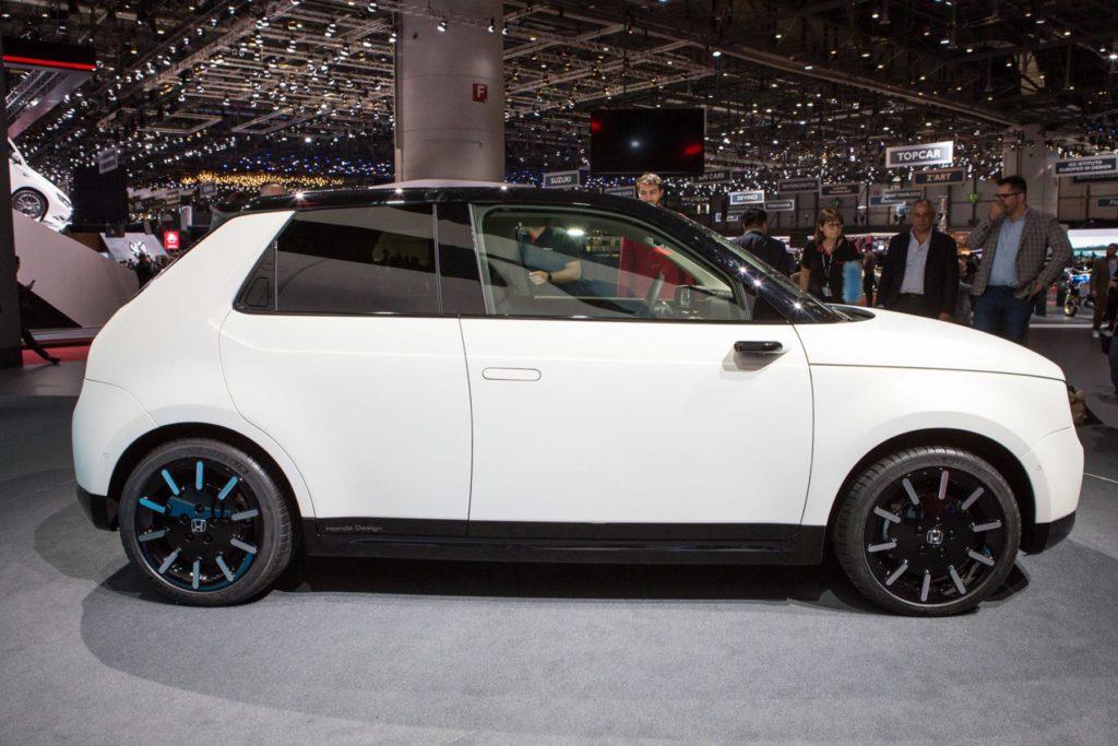 Honda E Prototype Genebra 2019 3
