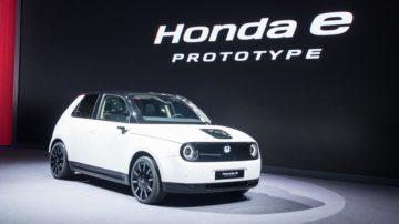Honda E Prototype Genebra 2019 9