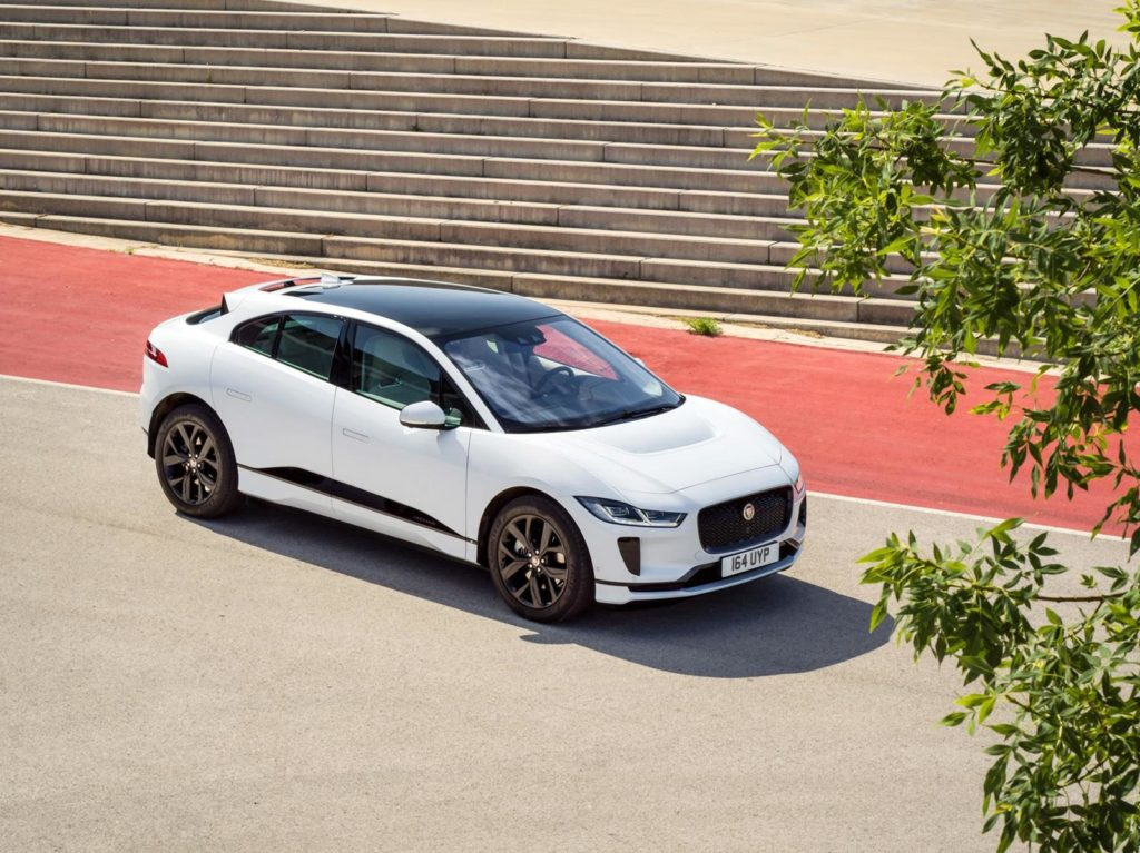 Jaguar I-Pace Carro Internacional do ano 2019