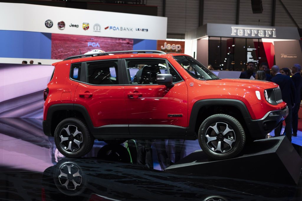 Jeep plug in Genebra 2019 1