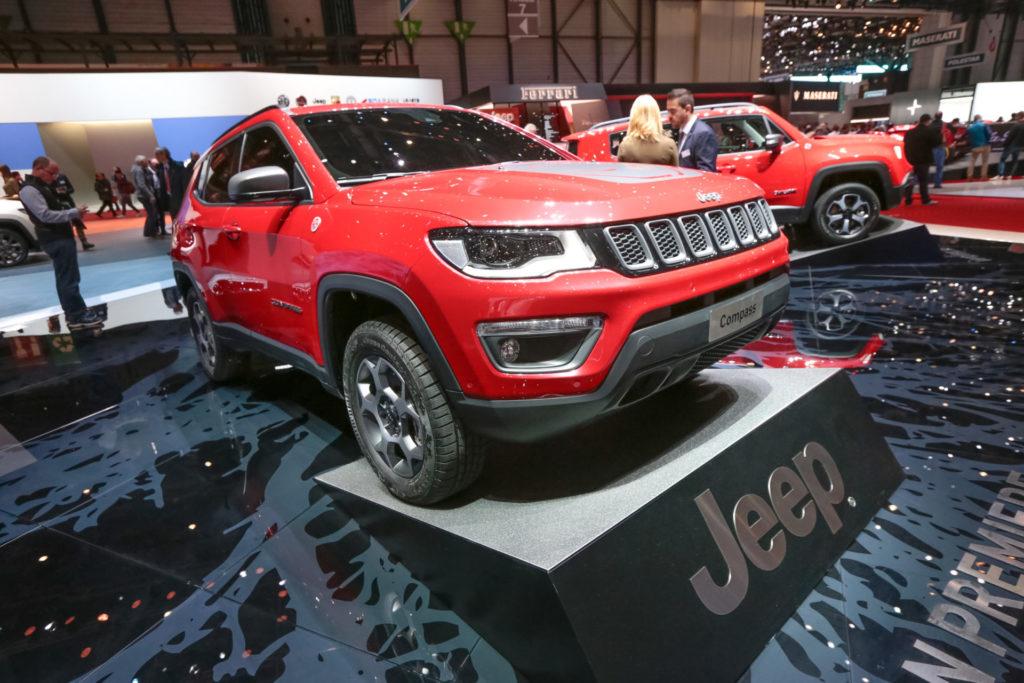 Jeep plug in Genebra 2019 10