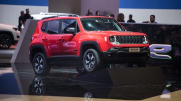 Jeep plug in Genebra 2019 11
