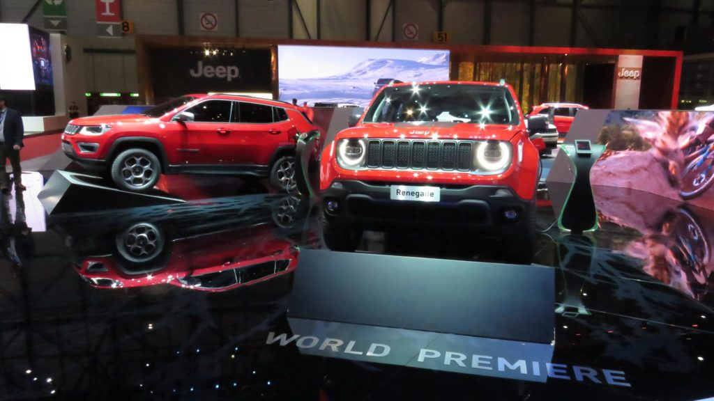 Jeep plug in Genebra 2019 6