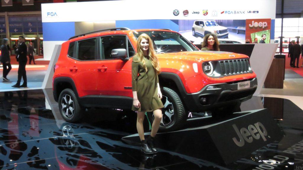 Jeep plug in Genebra 2019 9