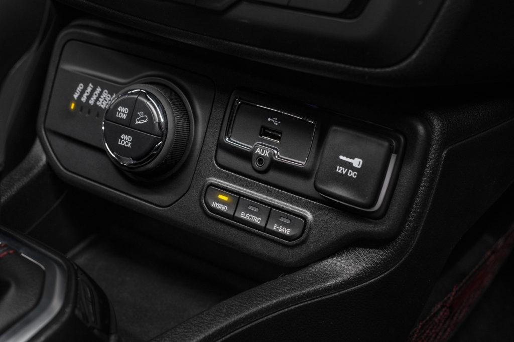 Jeep Renegade Plug in Hybrid 8
