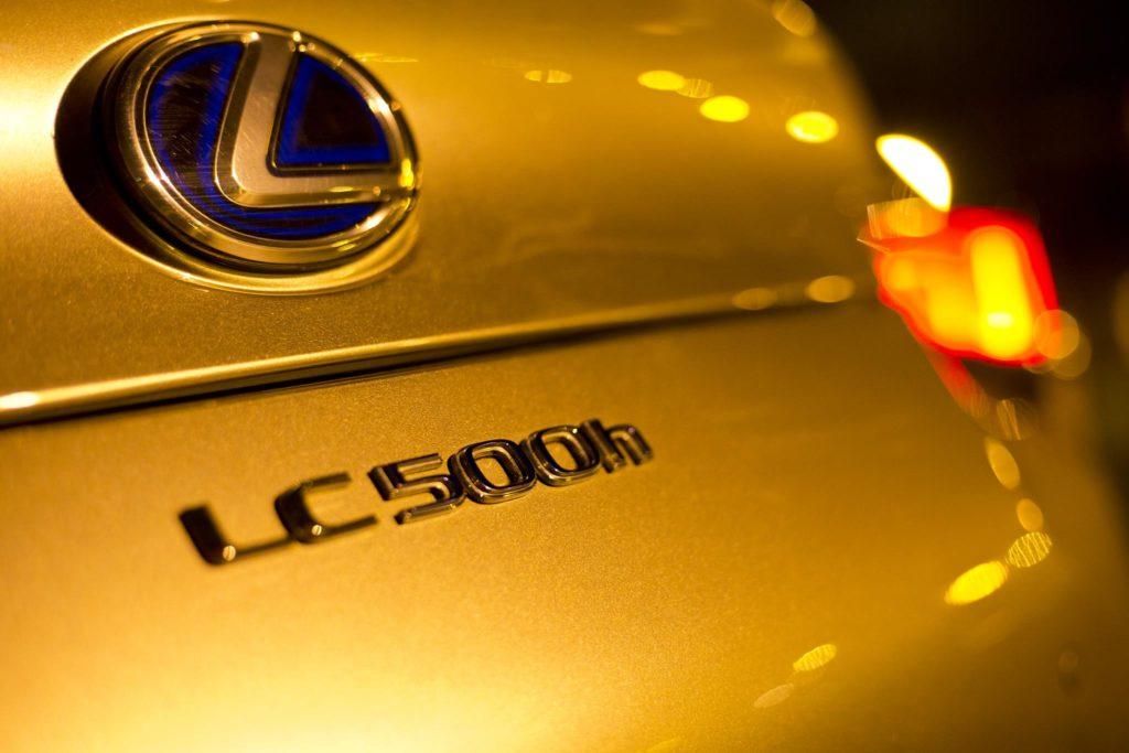 Lexus LC500h 15
