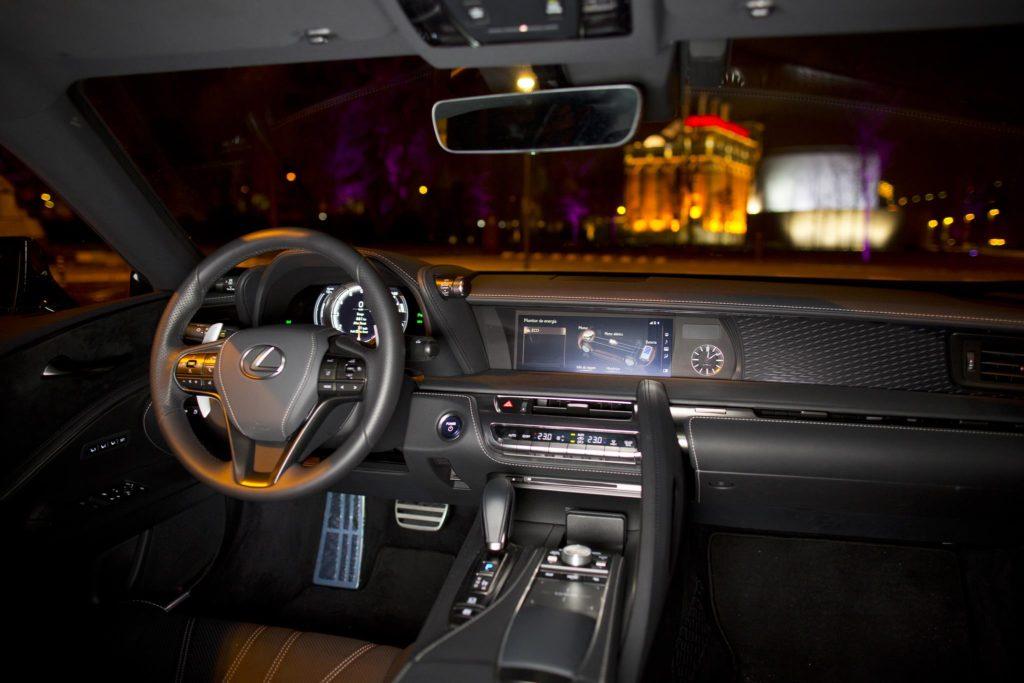 Lexus LC500h 19