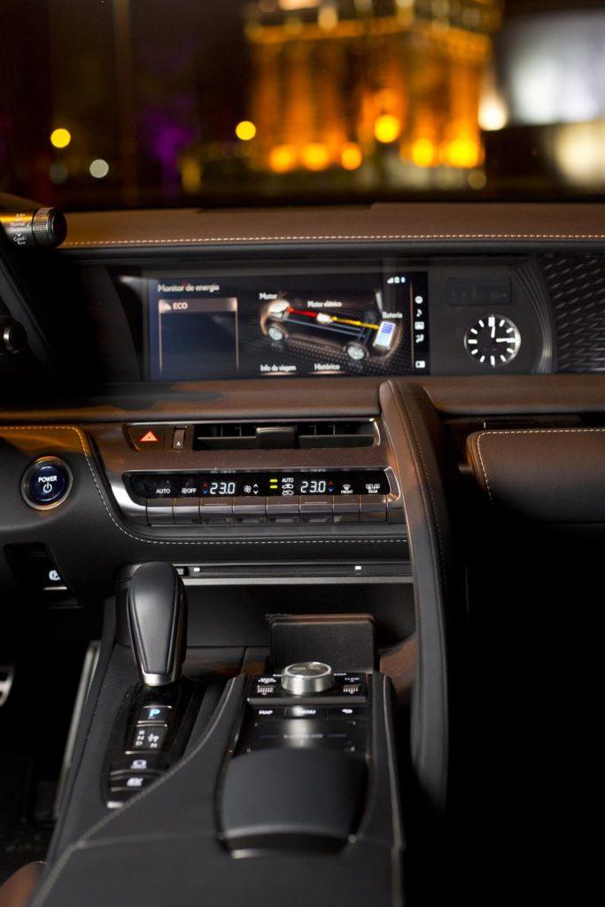 Lexus LC500h 20