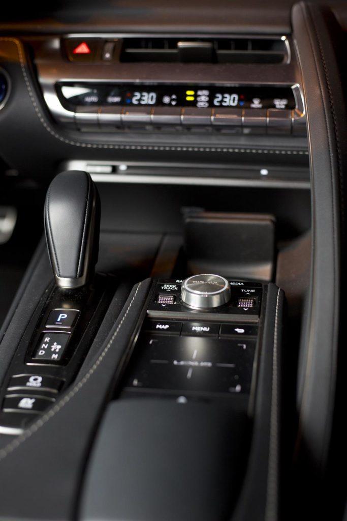Lexus LC500h 21