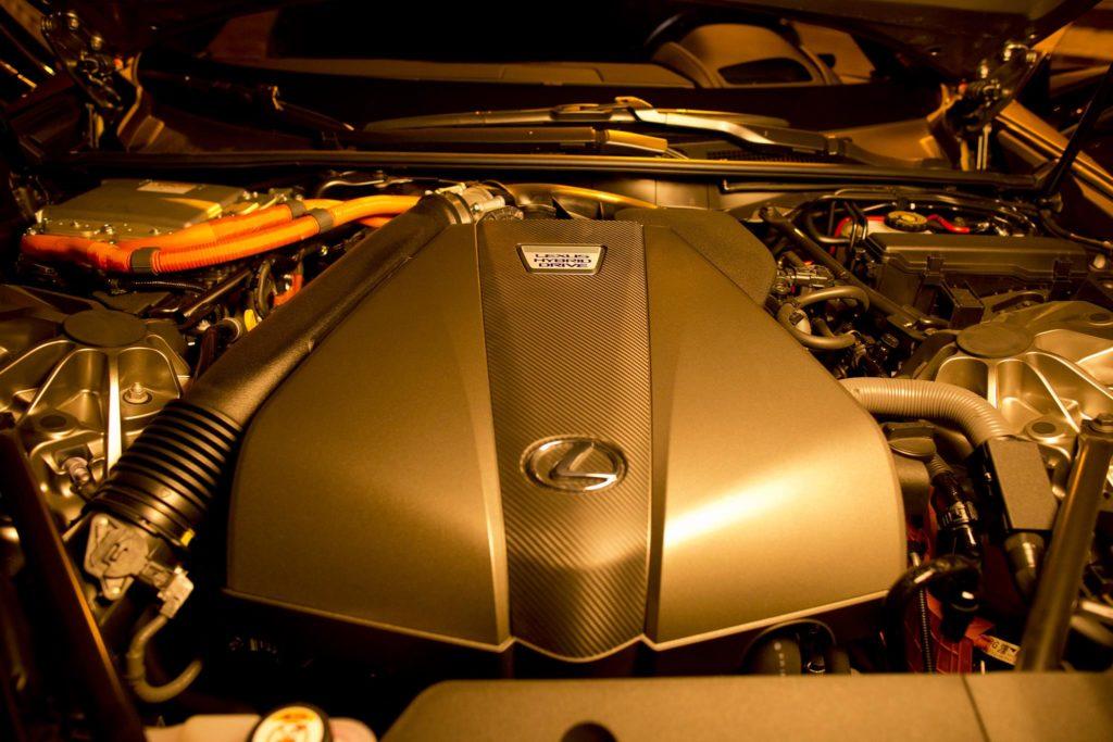 Lexus LC500h 31